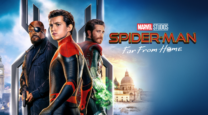 First Listen | Michael Giacchino's Spider-Man: Far From Home Suite