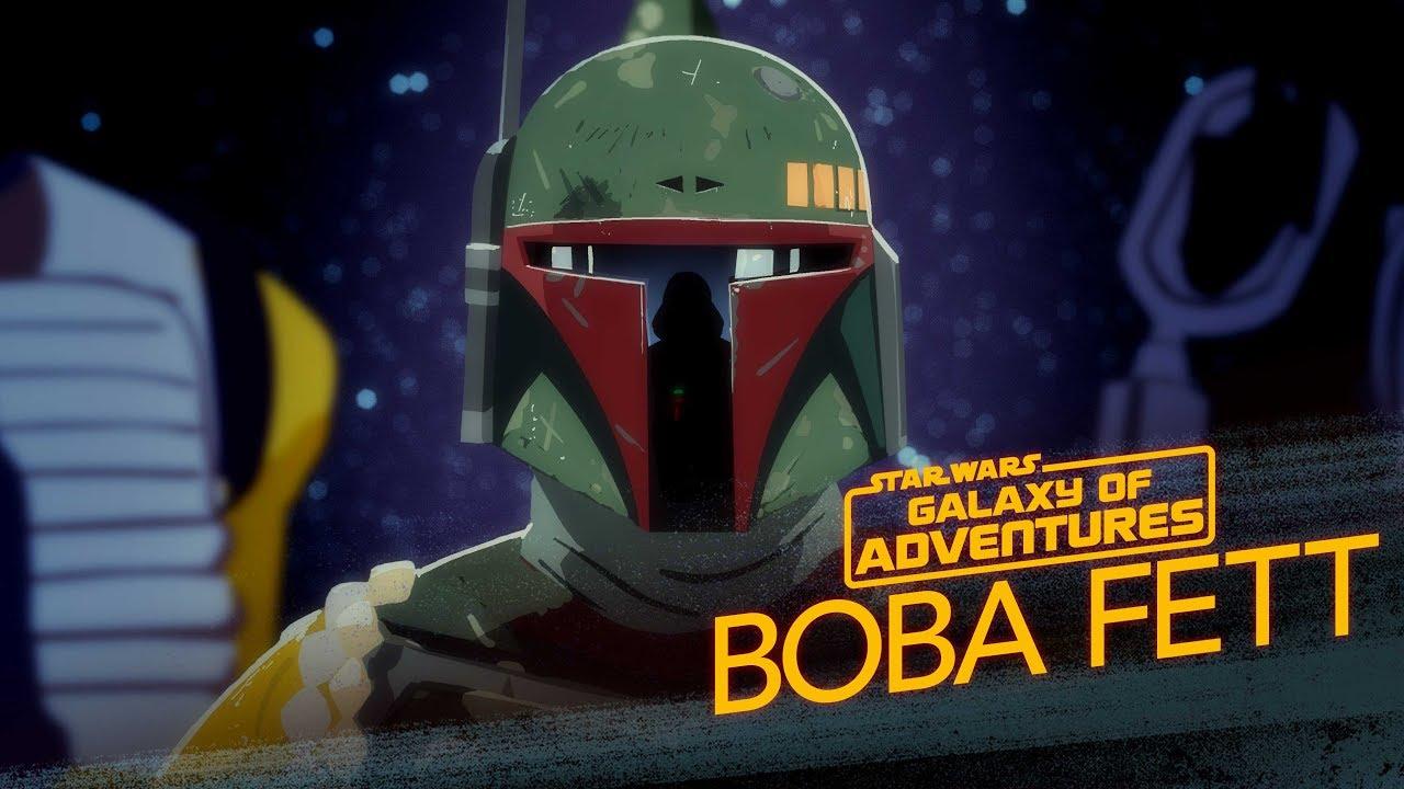 Star Wars: Galaxy of Adventures | Boba Fett - The Bounty Hunter