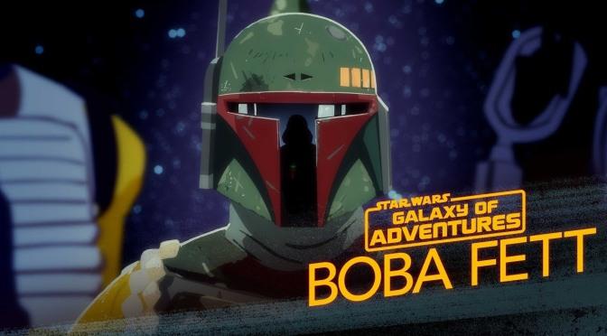 Star Wars: Galaxy of Adventures | Boba Fett – The Bounty Hunter