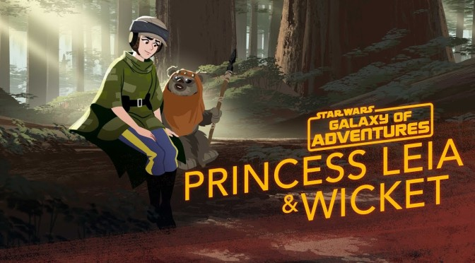 Star Wars: Galaxy of Adventures | Princess Leia – An Unexpected Friend