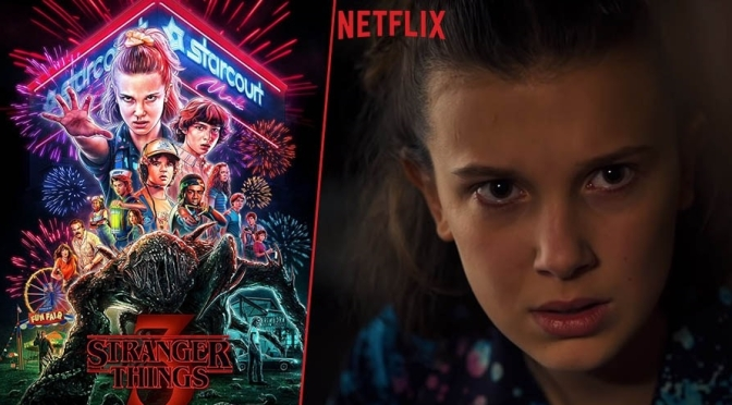 The Gripping and Intense Final Trailer for Stranger Things 3 has Arrived