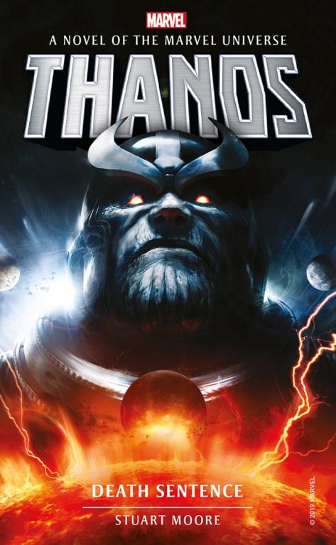 Review   Thanos: Death Sentence