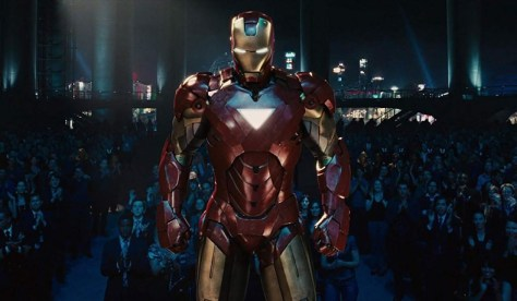 The Best Moment Iron Man 2 Expo
