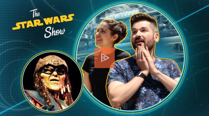 The Star Wars Show on Batu | A Star Wars: Galaxy's Edge Spectacular!