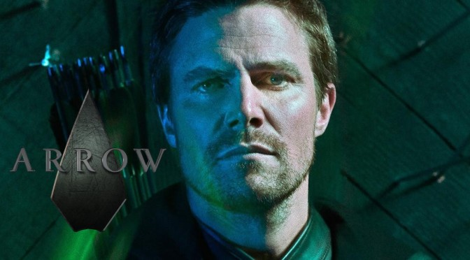 Arrow | Oliver Queen is Rocking Some Seriously Cool New Threads in the Final Season of Arrow