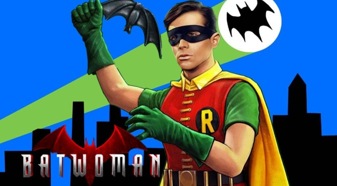 Holy Cameo Batman! | Burt Ward to Feature in Batwoman/Crisis on Infinite Earths