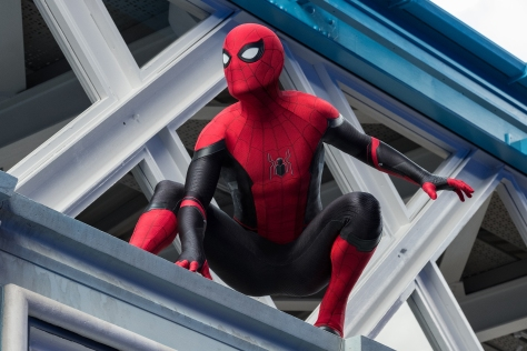 Box Office   Spider-Man Swings Into Top Spot