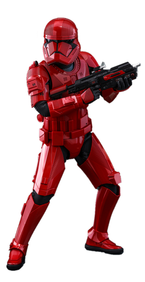 First Order Sith Trooper Transparent