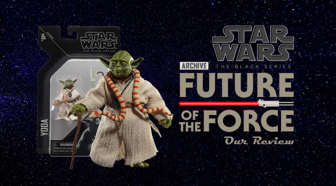 Black Series Archive Review  Yoda (Empire Strikes Back)