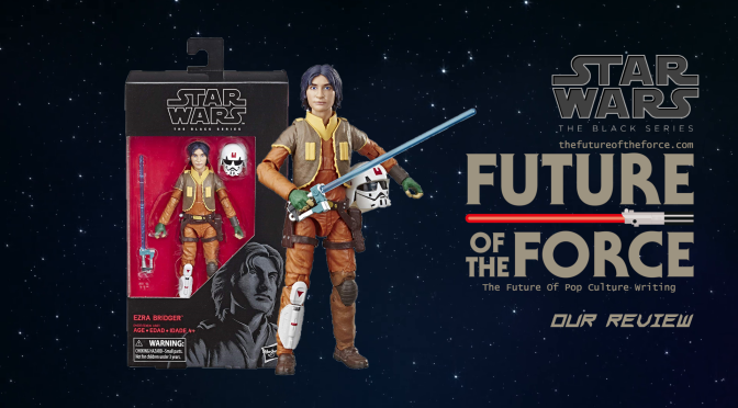 Black Series Review | Ezra Bridger (Star Wars: Rebels)