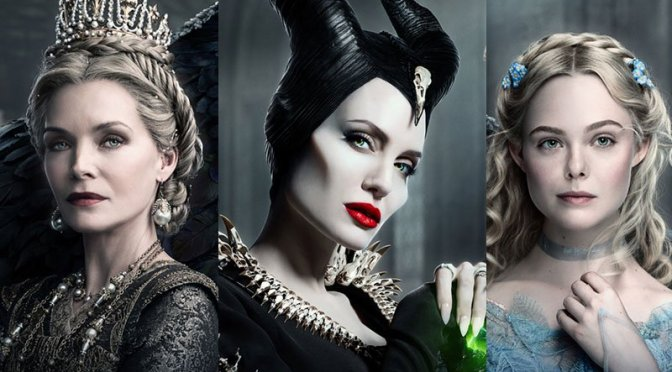 Maleficent Casts her Evil Spell in the New Trailer for Mistress of Evil