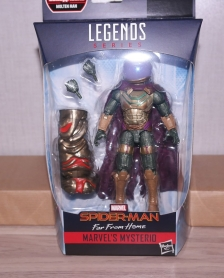 Marvel Legends Review | Mysterio (Spider-Man Far From Home)