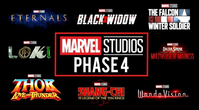Marvel Studios Phase 4 | The Future of the MCU Revealed at SDCC