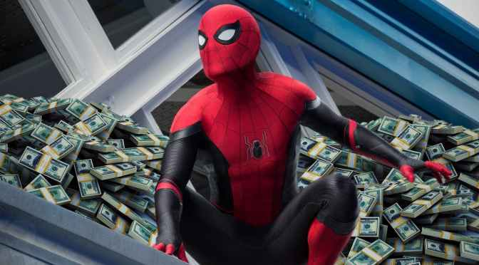 Box Office | Spider-Man Webs his Way into Another Week at #1
