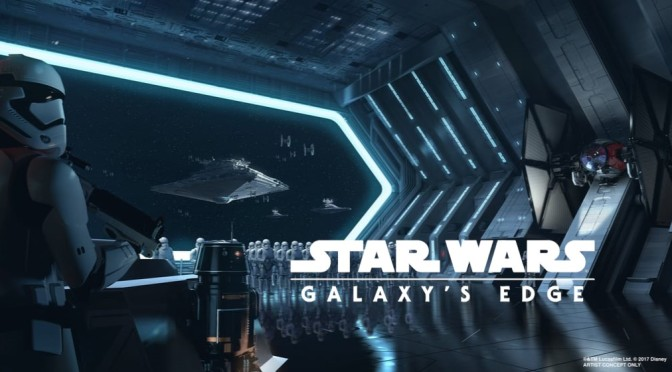 Galaxy's Edge | Opening Date of Star Wars: Rise of the Resistance Announced