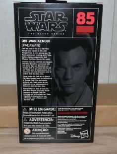 Black Series Review   Obi-Wan Kenobi (Padawan) Star Wars: The Phantom Menace